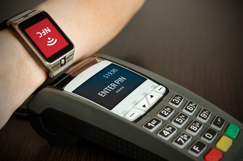 Smartwatch Payments